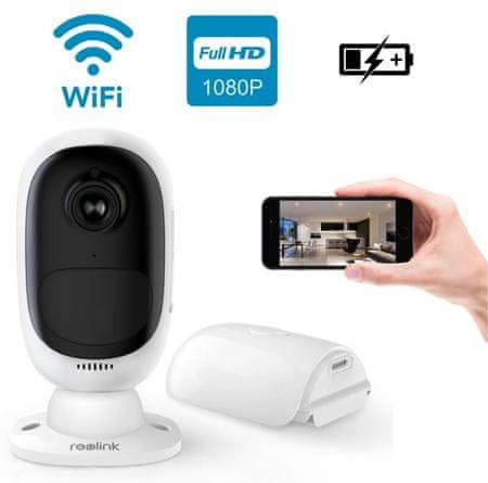 Reolink Reolink Argus 2 kamera, bežična, WiFi, 1080p Full HD