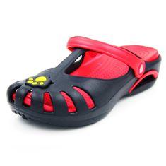 Dětské clogsy FLAMEshoes D-3003 černé