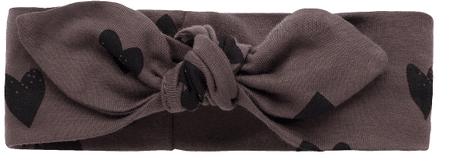 PINOKIO Headbound dekliški trak za lase LB BD, 68, dark grey