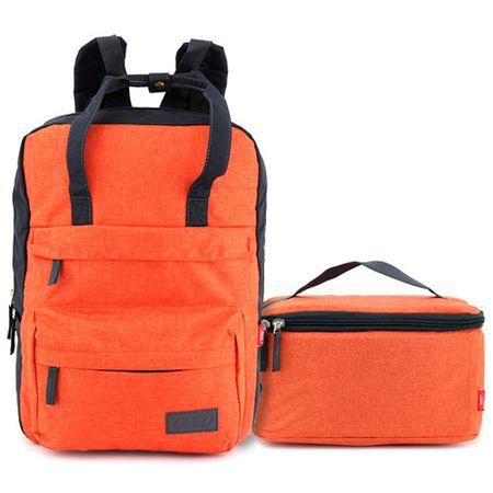 Target Plecak docelowy dla studentów, Pomarańczowy