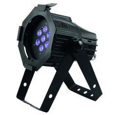 Eurolite reflektor, LED-ekkel / fekete