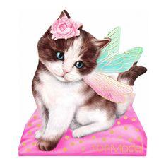 Top Model Poznámkový blok Top Model ASST, Mačička s krídlami