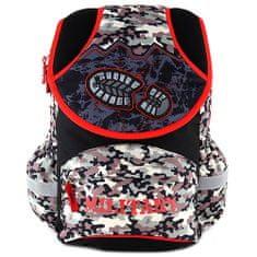 Target Ciljni nahrbtnik šole, Vojaški, vojaški motiv