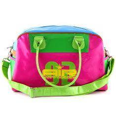 Target Cestovná taška , ružovo-modro-zelená