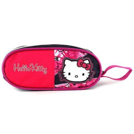 Hello Kitty Pozdravljena torba za svinčnike , eliptična