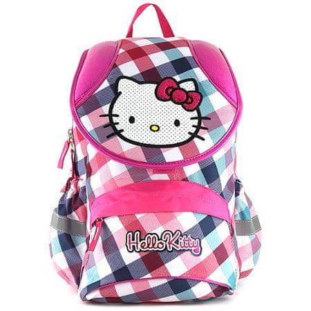 Hello Kitty Plecak szkolny , kolorowe kostki