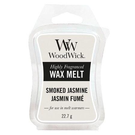 Woodwick Dišeči vosek , Dimni jasmin, 22,7 g