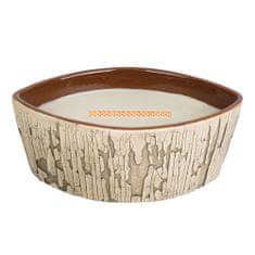 Woodwick Sviečka keramická dekoratívna váza , Oheň v krbe, 425.2 g