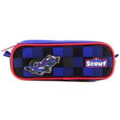 Scout Piórnik szkolny , eliptyczny, motyw formuły
