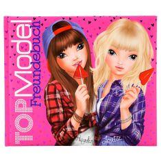 Top Model Kniha přátelství , Hayden a Louise, 108 stran