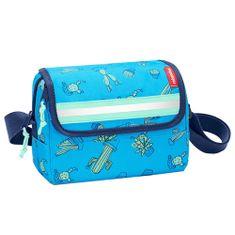 Reisenthel Torba na ramię , Kaktus, niebieski codzienne torby dla dzieci