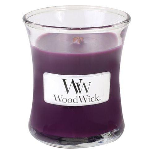 Woodwick Sviečka oválna váza , Figa, 85 g