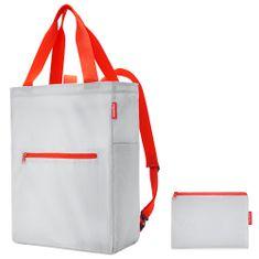 Reisenthel Bevásárló táska 2in1 Reisenthel, Világos szürke mini maxi 2in1