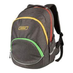 Target Plecak docelowy dla studentów, Ciemny szary