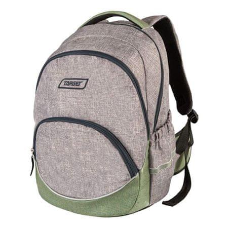 Target Plecak docelowy dla studentów, Jasny szary