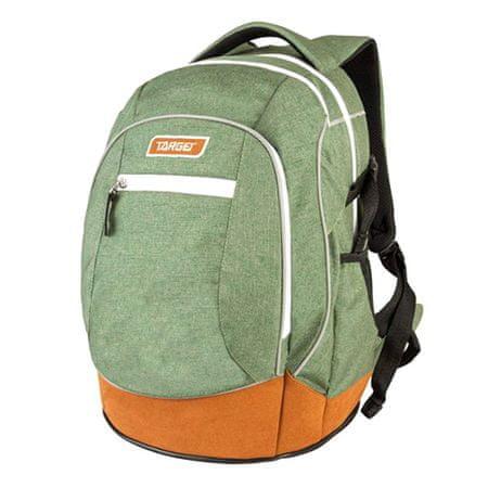 Target Plecak docelowy dla studentów, Pomarańczowo-zielony