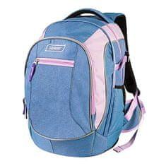 Target Ciljni nahrbtnik za učence, Roza-modra