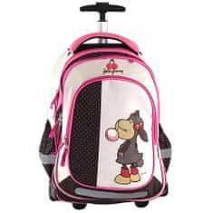 Nici Školní batoh trolley , ovečka s bublinou