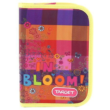 Target Piórnik szkolny z wypełnieniem docelowym, In Bloom - kolorowe kostki