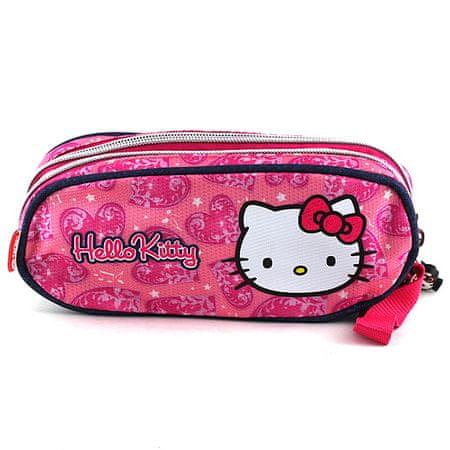 Hello Kitty Piórnik szkolny , bez wypełnienia