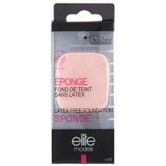 Elite Models Houbičky na make-up , čtvercové, 2ks, 5cm