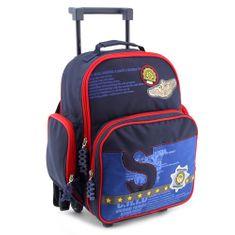 Cool Školní batoh trolley , Šerif