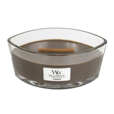 Woodwick Dekoratív gyertyaváza , Gyanta, 453,6 g