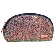 Top Model Kozmetická taška , Dúhové trblietky