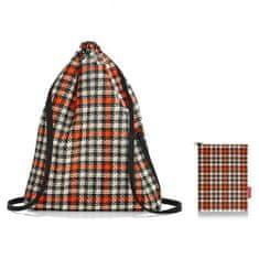 Reisenthel Potovalna torba , Črno in rdeče z motivom petdesetih mini maxi sacpack