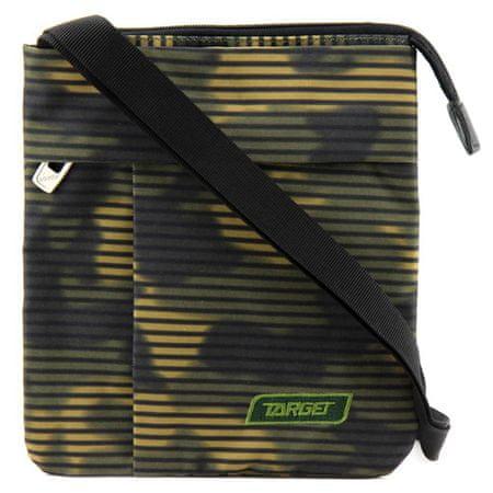 Target Docelowa torba na ramię, Mimetyczny, zielony kamuflaż