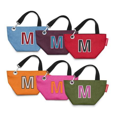 Reisenthel ASST majhna torba, Črka M, 6 barv moja torba