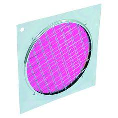 Eurolite Filtr , Dichrofilter PAR 64 magenta, srebrna rama