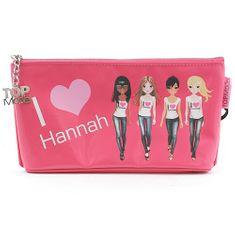 Top Model Iskolai tolltartó táskácska , Hannah,
