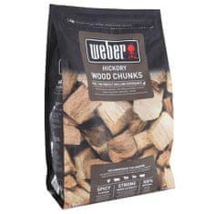 WEBER Drevené klátiky Weber, Hickory (biely orech), 1.5 kg