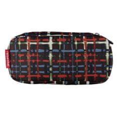Reisenthel Kozmetická taška Reisenthel, Čierna s farebným prúžkami | multicase