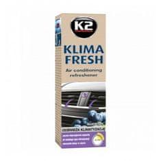 K2 Klima Fresh sredstvo za čišćenje 150 ml, Blueberry