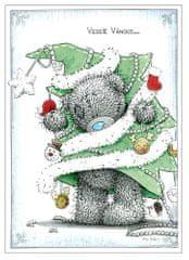 Me To You Blahopřání Me to You, Veselé Vánoce krásný štědrý den