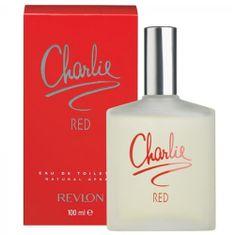 Revlon Toaletní voda , Charlie Red, 100 ml