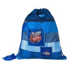 Target Ciljna športna torba, Rdeči dirkalnik, modre barve