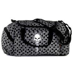 Target Cestovná taška , motív lebky
