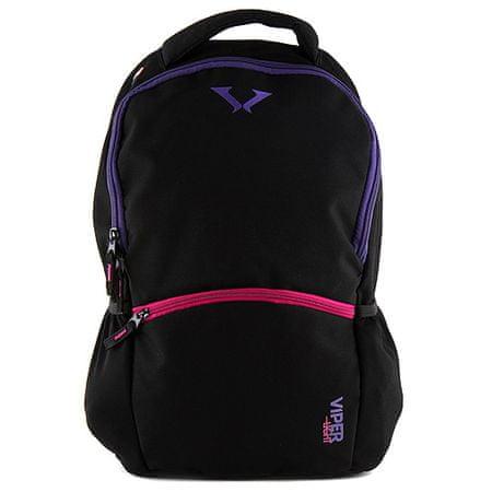 Target Ciljni športni nahrbtnik, roza-vijolična zadrga