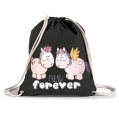 """Nici Sportovní vak , """"Friends forever"""""""