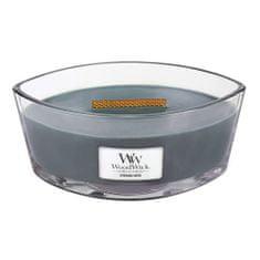 Woodwick Svíčka dekorativní váza WoodWick, Večerní onyx, 453.6 g