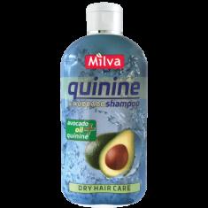 Milva sampon extrával kinin és avokádó 200 ml