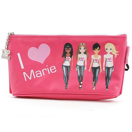 Top Model Iskolai tolltartó táskácska , Marie,