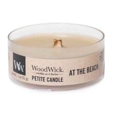 Woodwick Drobná svíčka WoodWick, Na pláži, 31 g