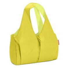 Reisenthel Składana torba , Żółty zielony mini maxi happybag