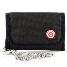 Target Cél pénztárca, fekete cél jel