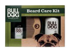 Bulldog X301138105 pánsky set na bradu (olej+šampón 2v1+hrebeň)
