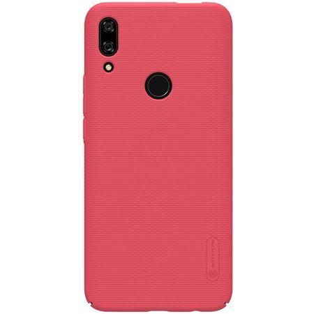 Nillkin Frosted zaščita za Huawei P Smart Z / Y9 Prime 2019, rdeča